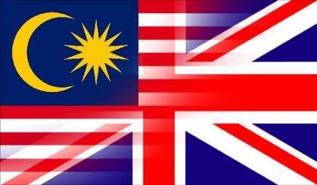 Bendera Malaysia UK