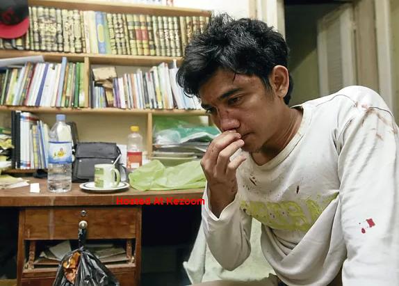 Pelajar Malaysia dirompak dan dikelar